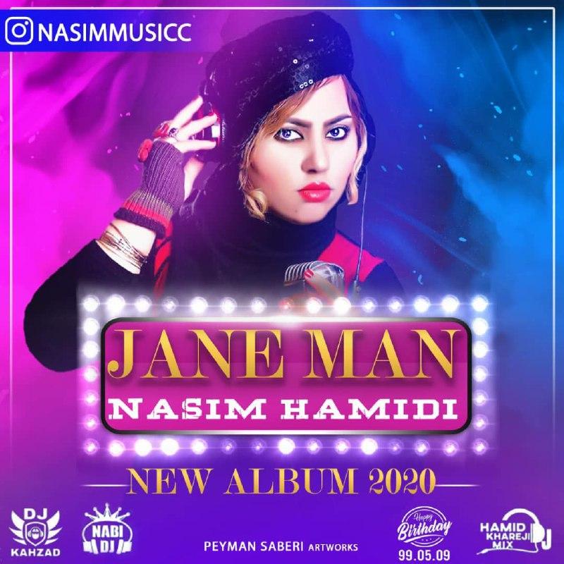 Nasim Hamidi – Jane Man